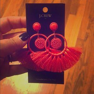 JCrew Beaded Fashion Earrings ✨NWT✨
